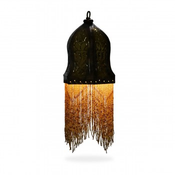Lamp With Tassel