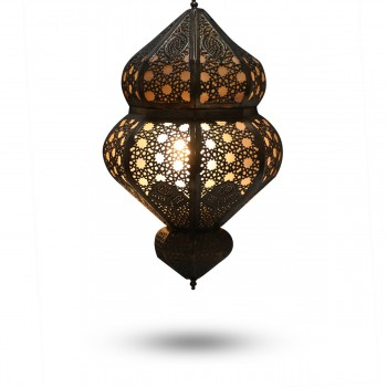 Ornamented Syrian Wall Light