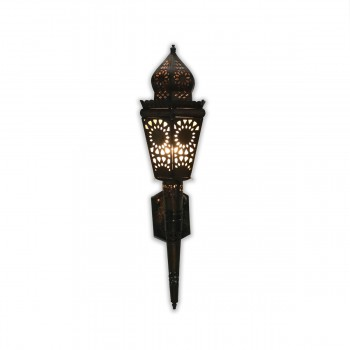 Arabic-Design Syrian-Style Gorgeous Wall Torch