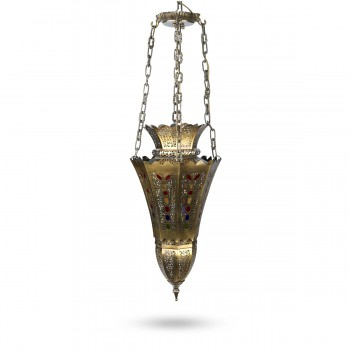 Small Hanging Pendant Moroccan-Style