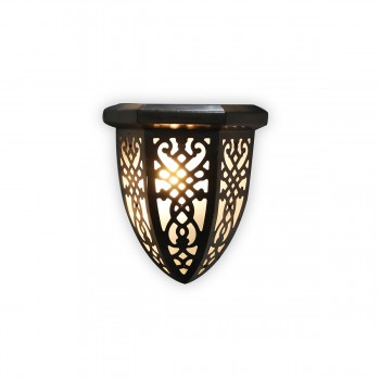Striking Arabic-design Syrian-Style Wall Light