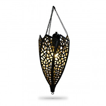 Stunning Syrian-Style Brass Ceiling Pendant