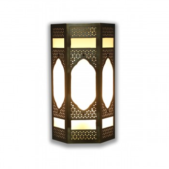 Syrian-Style Arabic-Design Stunning Wall Light