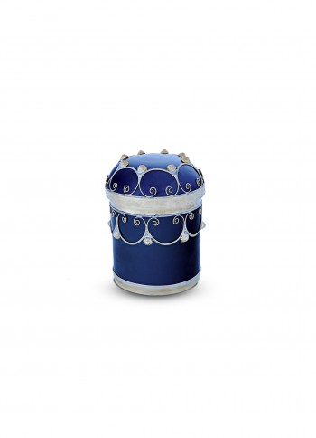 Cylinder Moroccan Container