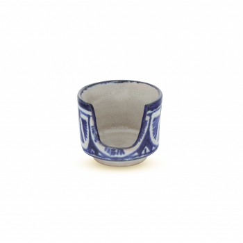 Moroccan Clay One-Holder Ashtray