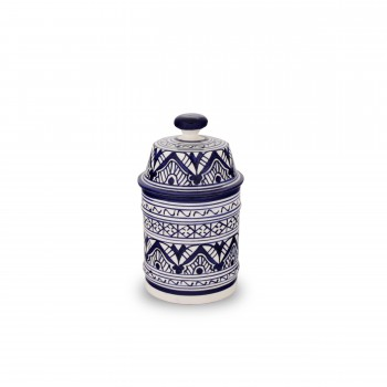 Timeless Clay Decorative Functional Container