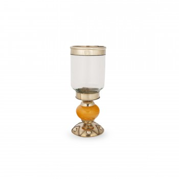 Enthralling Moroccan Style Candle Holder