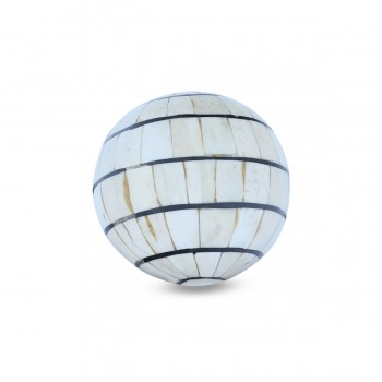 Decorative Wooden Ball Orb