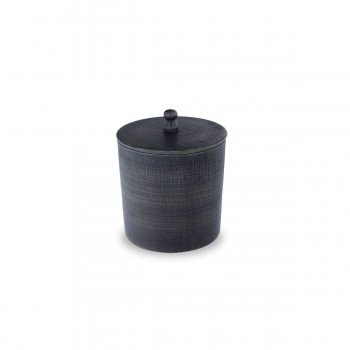 Cotton Holder Canister