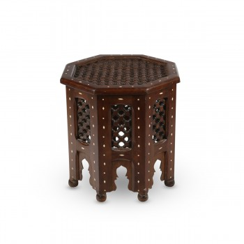 Neat Eastern Ornamented Table