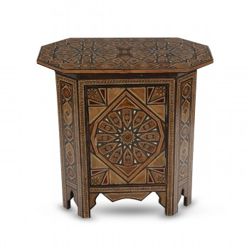 Stunning Table With Storage