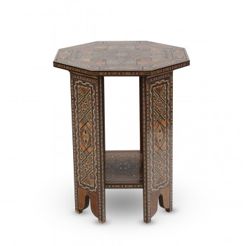 Inlaid Gorgeous Syrian-Design Table