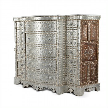 Arabic Design Console With Drawers