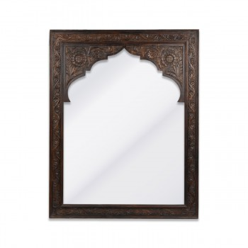 Syrian Mirror of Wooden Frame