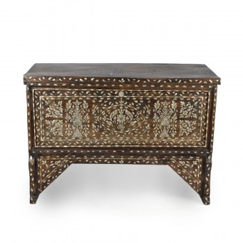 Handsome Syrian-Style Console